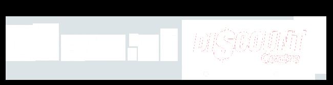 Chemist Discount Centre logo, PR client